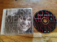 Jose Merce Del Amanecer Flamenco CD 1998 Vicente Amigo