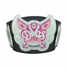 WWE Divas Championship Belt / Real Leather / Adult Size ( Rplica )