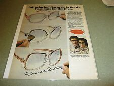 Vintage Ad-1978 OSCAR DE LA RENTA Fashions For The Eyes