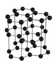 Graphite Molecular Model Kit