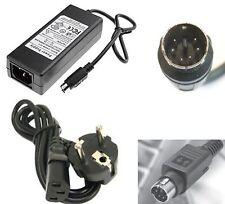 me Alimentazione adattatore 5 12V 2+2A spinotto jack 6 poli ps2 power supply box