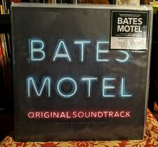 Chris Bacon ‎– Bates Motel Original Soundtrack, OOP, Iam8bit Vinyl LP, 2017 NM