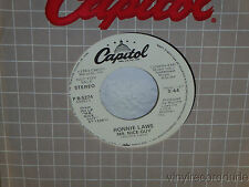 "RONNIE LAWS Mr. Nice Guy/same 7"" 45 Capitol P-B-5274 VG+ PROMO WLP"
