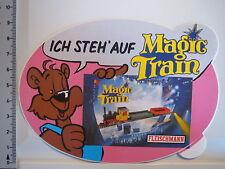Pegatinas Fleischmann modelo ferroviario Magic Train Pink (1092)