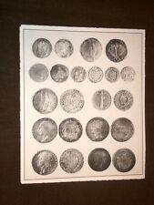 Monete e medaglie del Regno delle Due Sicilie dei Borbone Grana Tarì Tornese #2