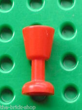 LEGO CASTLE CHATEAU/ Minifig Accessory Goblet red 2343 / set 6060 1584 6041 ...