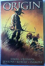Marvel Universe The Origin of Wolverine  TPB 1st Printing 2002 Logan Weapon X