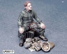 Legend 1/35 US Soldier at Rest #2 with Gear in Vietnam War [Resin Figure] LF0017