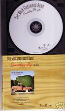 Mick Fleetwood Mac Something Big PROMO DJ CD Single