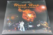 Uriah Heep – Our Return To Fantasy (2018) (Vinyl, White) (Neu+OVP)