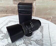 Con montante Sigma AF 70-300mm 1:4-5.6 Obiettivo Macro D APO-Nikon Mount