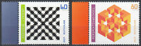 3496 3497 postfrisch Rand links Seitenrand BRD Bund Briefmarke Deutschland 2019