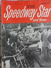 Speedway Star and News 25th March 1966
