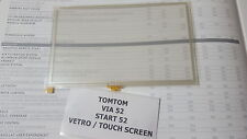 Vitre Ecran Tactile Touch Screen TOMTOM  START 52 TOMTOM GO 52 4AA53 pour lcd