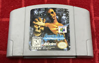 Shadow Man Nintendo 64 N64 AUTHENTIC Tested Rare