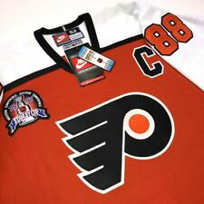 ERIC LINDROS PHILADELPHIA FLYERS 1997 NIKE AUTHENTIC STANLEY CUP JERSEY 52 NEW