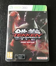 Tekken tag tournament 2 card edition collector - Jeu Xbox 360 - Complet - PAL FR
