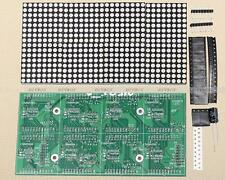 16x32 Dot Matrix DIY Kit Red Green Dual-Color Control LED Display Module