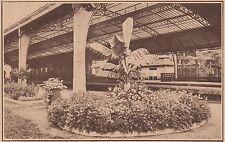 G1794 France - Gare de Langon - Chemin de fer du Midi - Stampa - 1933 old print