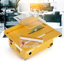 220 V Table Scie Bois Métal Verre Machine de découpe électrique Polisseuse Meuleuse Zy
