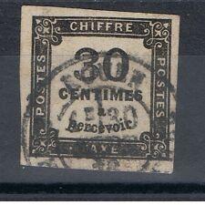 1871/78 - Taxe N° 6, 30c. à percevoir