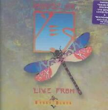 YES - HOUSE OF YES: LIVE FROM HOUSE OF BLUES NEW CD