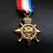 1914-15 Star / Mons Star WW1 Medal For British and Imperial Forces NEW Repro..
