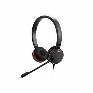 Jabra Evolve 30 II Wired MS Duo Stereo Headset