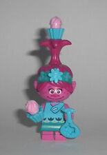 LEGO Trolls - Poppy - Figur Minifigur Troll Trolle Pop City Branch 41251