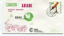 1981 Meteosat Ariane Mission ESOC ESA Damstadt Europena Space Agency NASA SAT
