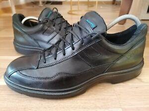 HAIX GoreTex BW Polizei Dienst Wandern Halb Schuhe Outdoor Freizeit Gr 43 GUT