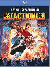 The Last Action Hero (Blu-ray Disc, 2014) Arnold Schwarzenegger    BRAND NEW