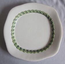 """Dinner Plate Fitz & Floyd China Manhattan Garden Pattern 11 1/2"""""""