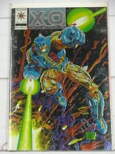 Valiant Comics: X-O Manowar No.0. Chrome Cover Bagged and Boarded - C3479