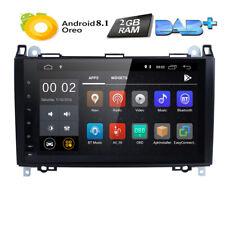 "Car Radio Stereo GPS Navigation 9"" For Mercedes Benz Sprinter A-W169 B-W245 DAB+"