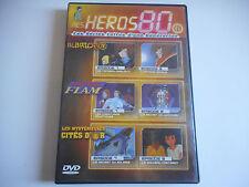 DVD - MES HEROS 80 N° 4 / 6 EPISODES - ZONE 2