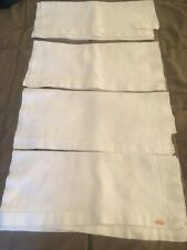 New listing Vintage Set 5 Boott Mills Tea Towels, only 4 pictured