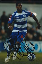Queens Park Rangers Firmato a Mano mikele leigertwood 6X4 PHOTO QPR.
