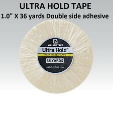 "Ultra Hold Double side adhesive Tape 1.0"" X 36 yrd by walker Tape Co."