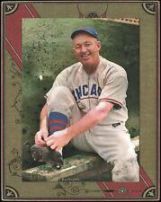 Helmar Imperial Cabinet #123 Gabby HARTNETT Chicago Cubs
