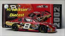 DALE EARNHARDT JR 2002 #8 MLB ALL STAR GAME NASCAR DIECAST RACE CAR 1/24