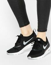 NIKE AIR MAX THEA WOMEN`S SHOES TRAINING RUNNING ATHLETIC NEW BLACK SIZE 11