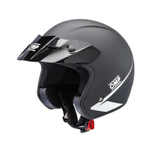OMP Star ECE Approved Open Face Track Day Helmet Race / Rally