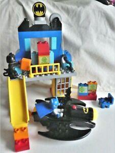 Lego Duplo Set 10545 Batcave Adventure with Batman & Catwoman - No Box, No Inx