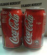 COCA COLA 33cl ADO PIN CODES REFRESCOS ENVASADOS MADRID SPAIN empty can lata