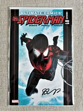 ULTIMATE COMICS SPIDER-MAN[2011]: Miles Morales; #1 signed by Pichelli! NM