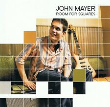 John Mayer - Room for Squares - CD NEU - Your Body Is A Wonderland