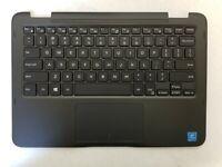 "Dell Inspiron 11-3168 11.6"" Genuine Laptop Palmrest w/ Touchpad Keyboard 46MKG"
