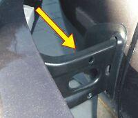 VW Käfer Stoßstangenhalter SERIE vorne oder hinten für Kastenstoßstange 020-3066