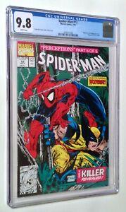 Spider-Man #12 Marvel Comics ©1991 CGC 9.8